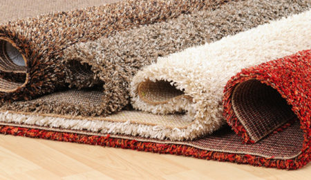 Чистка ковровых изделий