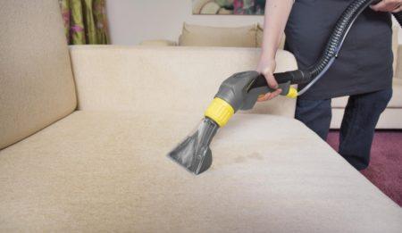 Профессиональная чистка мебели в домашних условиях