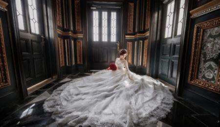 Химчистка свадебного платья в Сальске