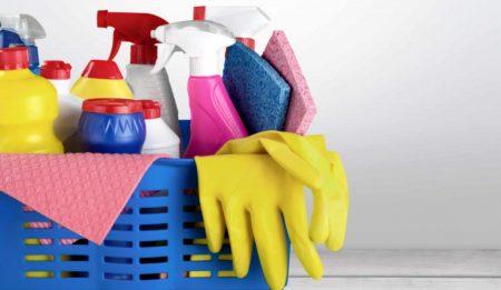 Азбука домашнего хозяйства. Инвентарь для уборки дома.